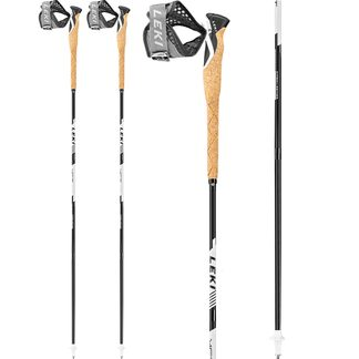 LEKI - MCT Superlite Carbon black white