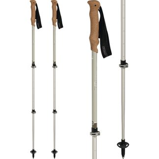 Komperdell - Ridgehiker Cork Powerlock Compact Hiking Pole