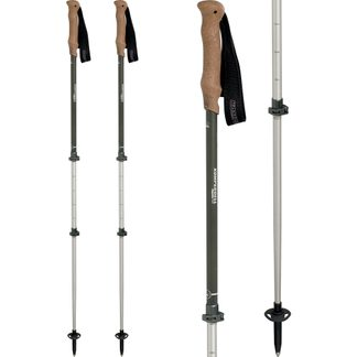 Komperdell - Ridgehiker Cork Powerlock Hiking Pole