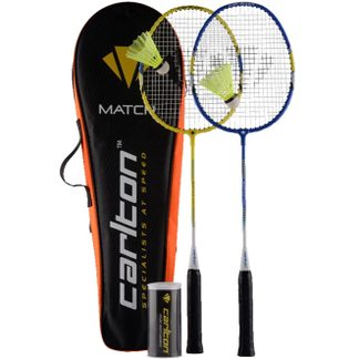Carlton - Match 100 Badminton Set yellow blue