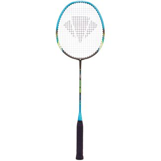 Carlton - Spark V 310 Badminton Racket grey blue yellow