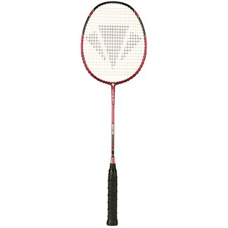 Carlton - Powerblade Superlite Badminton Racket red black