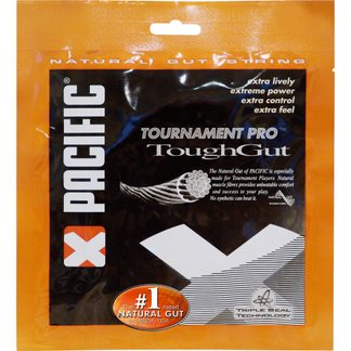 Pacific - Tournament Pro Tough Gut String 1,35mm natural