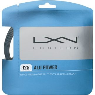 Wilson - Luxilon Alu Power 125 String silver