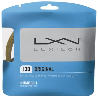 Wilson - Luxilon Original 1,30 Tennis String natural