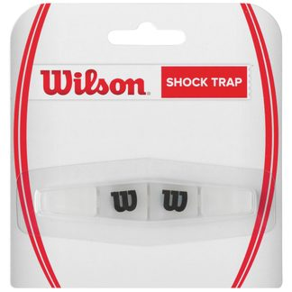 Wilson - Shock Trap Vibrationsdämpfer clear black