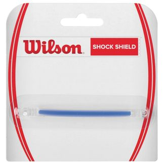 Wilson - Shock Shield Vibrationsdämpfer blau