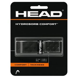 Head - Hydrosorb Comfort Overgrip black