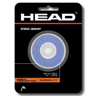 Head - Pro Grip Overgrip blue