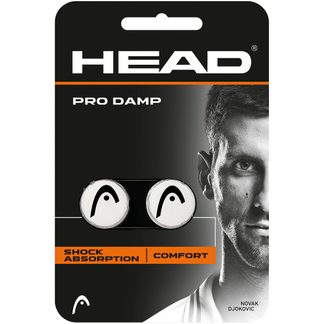 Head - Pro Damp Vibrationsdämpfer weiß
