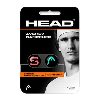 Head - Zverev Dampener Set of 2 black