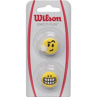 Wilson - Emoti-Fun Vibrationsdämpfer Big Smile/Call Me Gesichter