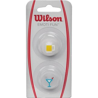 Wilson - Emoti-Fun Vibrationsdämpfer Bier/Martini