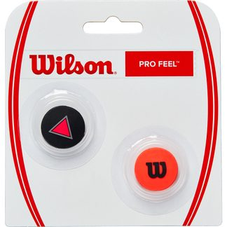 Wilson - Pro Feel Clash Dampener black red