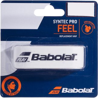 Babolat - Syntec Pro Feel Overgrip white
