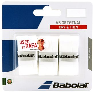 Babolat - VS Original Overgrips Set of 3 white