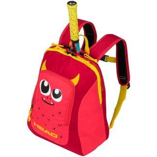 Head - Kids Tennis Backpack red yellow