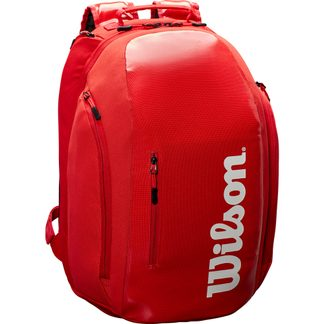 Wilson - Super Tour Tennis Backpack red