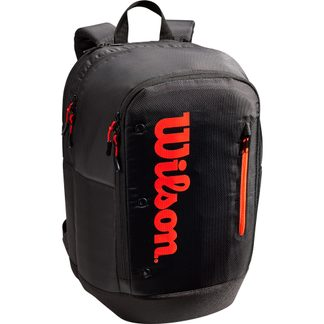 Wilson - Tour Tennis Backpack black red