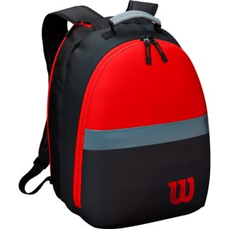 Wilson - Youth Clash Backpack Kids black red grey