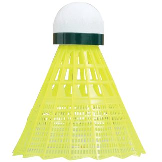 Talbot Torro - Tech 450 shuttlecock set of 6 yellow green