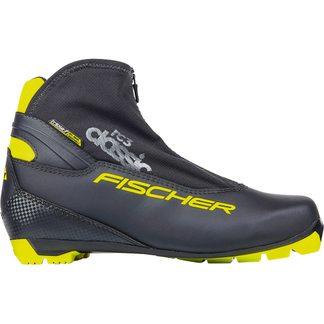 Fischer - RC3 Classic Men black yellow