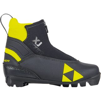 Fischer - XJ Sprint Kids black yellow