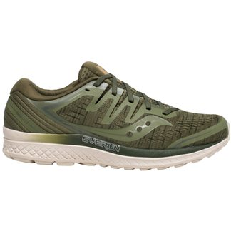 Saucony - Guide Iso 2 Running Shoes Men olive shade