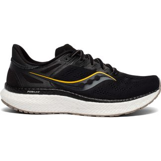 Saucony - Hurricane 23 Running Shoes Men black vizigold