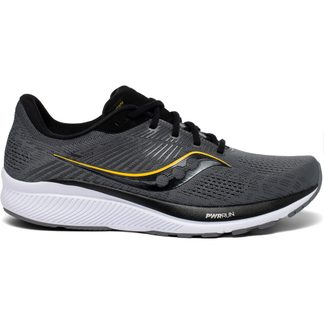 Saucony - Guide 14 Running Shoes Men black vizigold