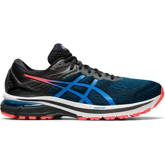 ASICS - GT-2000 9 Running Shoes Men black directoire blue