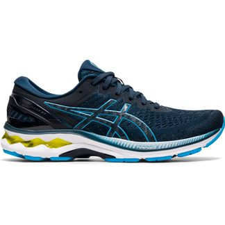 ASICS - Gel-Kayano 27 Running Shoes Men french blue digital aqua