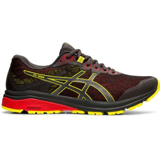 ASICS - GT-1000 8 G-TX Running Shoes Men graphite grey sour yuzu