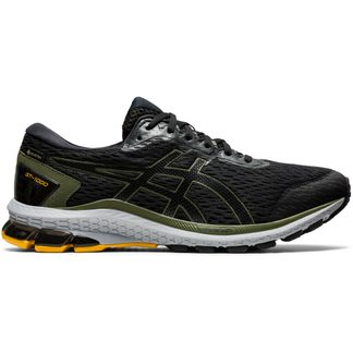 ASICS - GT-1000 9 G-TX Running Shoes Men black smog green