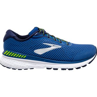 Brooks - Adrenaline GTS 20 Running Shoes Men blue nightlife white