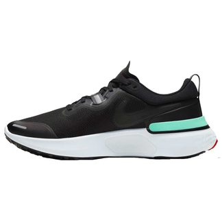 Nike - React Miler Laufschuhe Herren black iron grey green