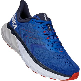 HOKA - Arahi 5 Running Shoes Men turkish sea white