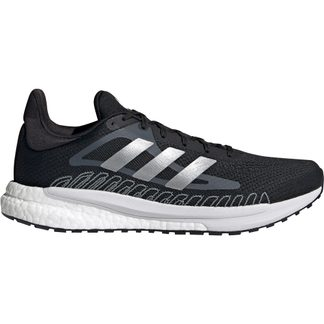 adidas - SolarGlide Laufschuhe Herren core black blue oxide dash grey