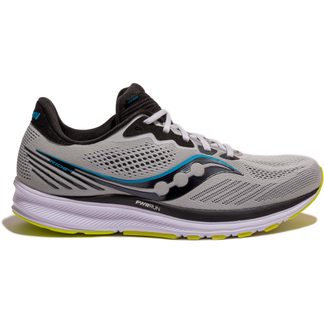 Ride 14 Running Shoes Men fog black storm