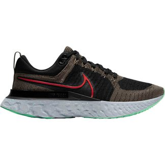 Nike - React Infinity Laufschuhe Herren white chili red glacier ice
