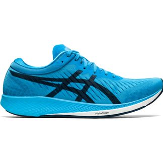 ASICS - Metaracer Laufschuhe Herren digital aqua french blue