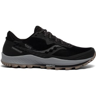 Saucony - Peregrine 11 GTX Trail Running Shoes Men black gravel