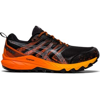 ASICS - Gel-Trabuco 9 G-TX Trail Running Shoes Men black sheet rock