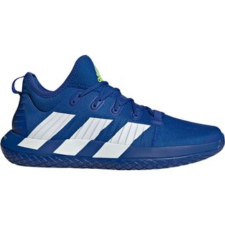 adidas - Stabil Next Gen Indoor Shoes Men team royal blue footwar white signal green