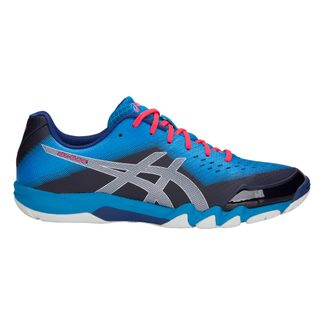 ASICS - GEL-Blade 6 Indoor Shoes Men blue print silver
