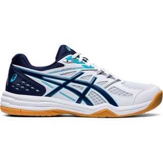 ASICS - Upcourt 4 Indoor Shoes Men white peacoat