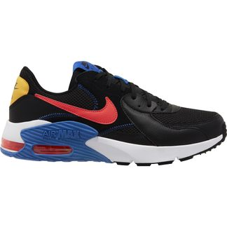 Nike - Air Max Excee Shoes Men black flash crimson white