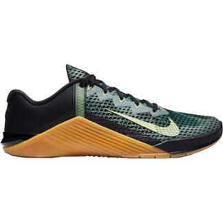 Nike - Metcon 6 Training Shoes Men black limelight gum