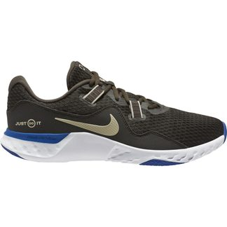 Nike - Renew Retaliation TR2 Indoor Shoes Men newsprint verand racer blue black