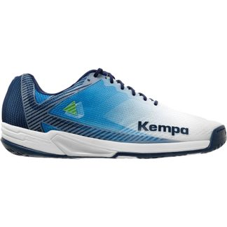 Kempa - Wing 2.0 Indoor Shoes Men white marine